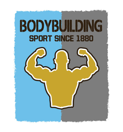 BODY BUILDING GYM TEE