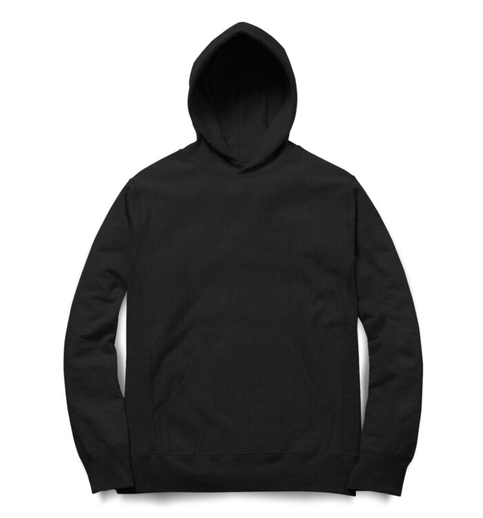 Black Hoodie for men and women