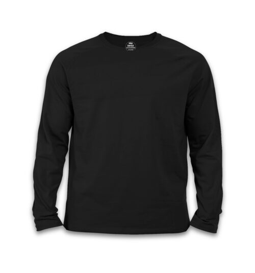 Black full sleeve t shirts online