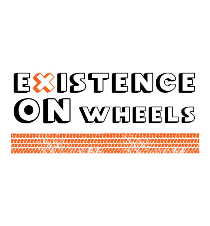 Existence-on-Wheel-t-shirt