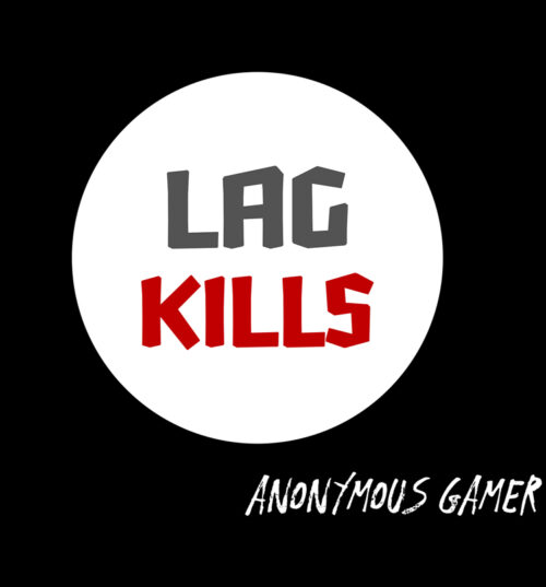 Lag-Kills-Gaming-Tee-Shirts
