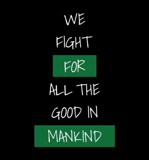 Mankind-T-Shirts