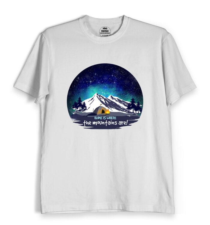 Mountain-Home-Tee-Online-India