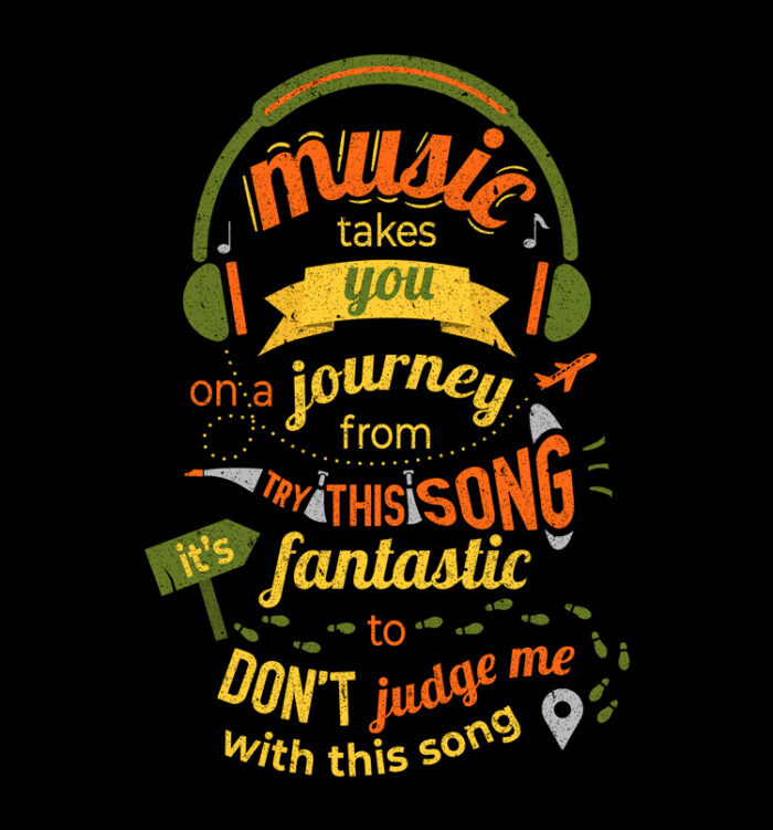 music journey tees online