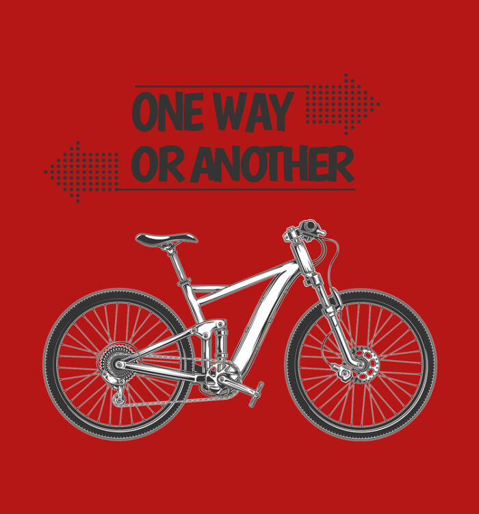 One way or another tee