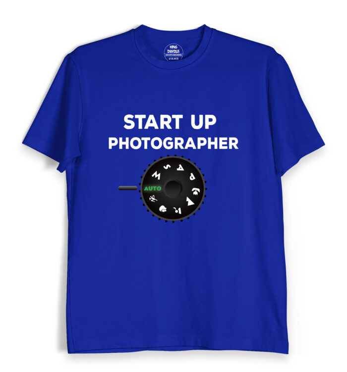 Photographer t shirts Online