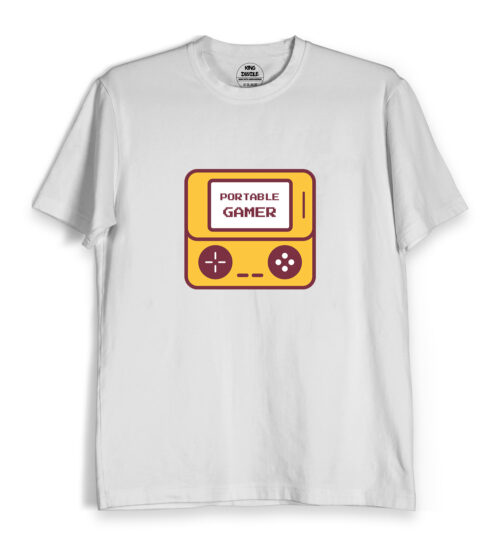 Portable-Gamer-Tee-Shirts-Online