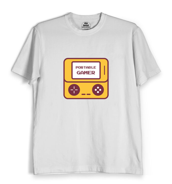 Portable-Gamer-Tee-Shirts-Online