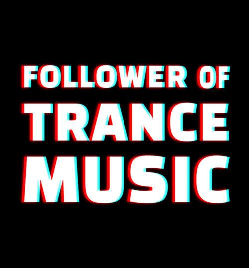 Trance Music Tee