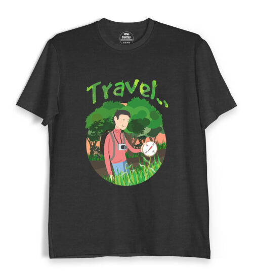 Travel T Shirts Online India