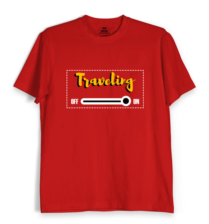 Travelling t shirts Online India