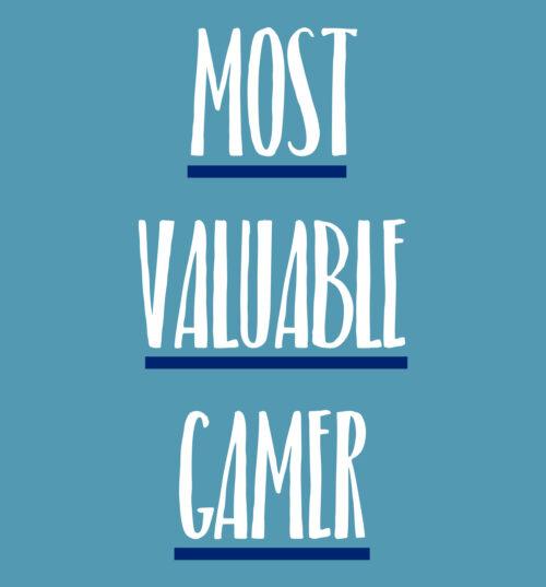 valuable gamer tee
