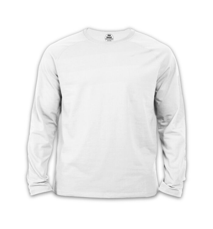 white full sleeve t shirts online