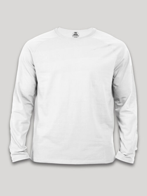 White-Full-Sleeve-T-Shirts-in-India