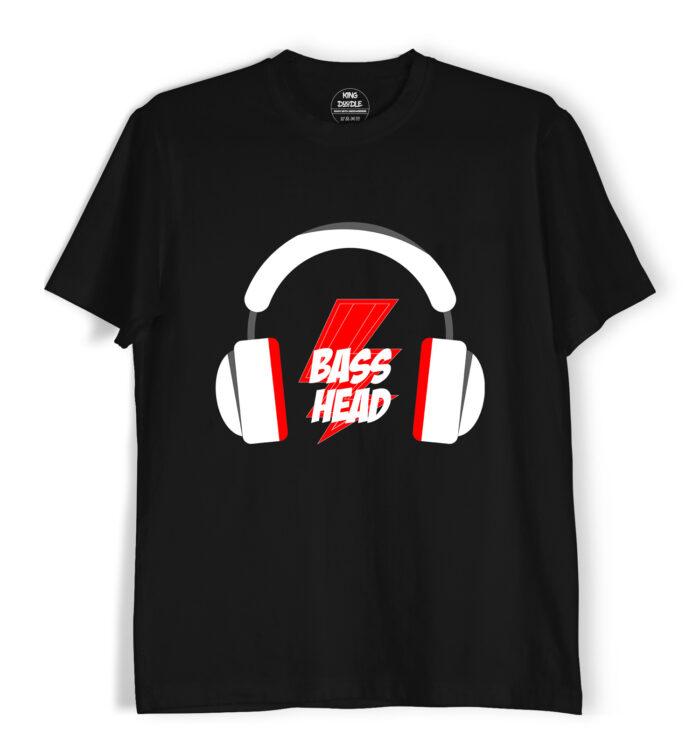 bass head tee shirts
