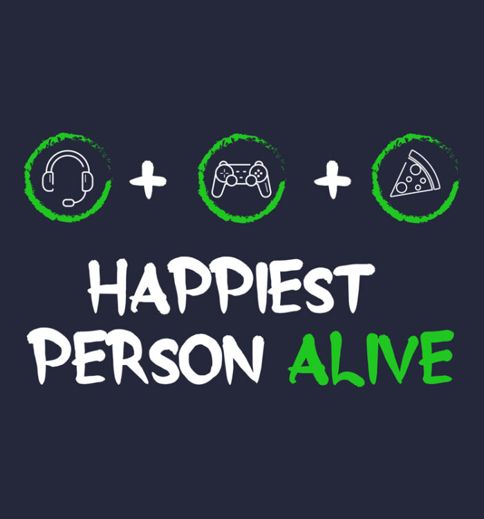 happiest person alive t shirt india