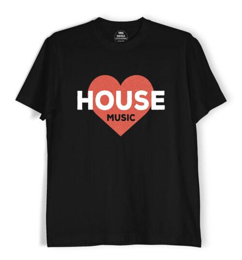 Heart Music Tee Shirts Online