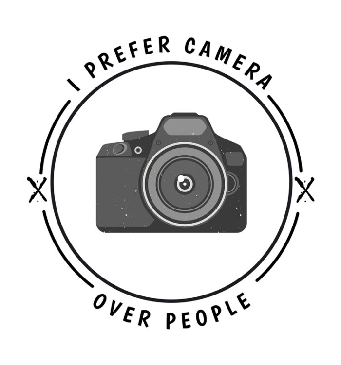 i-prefer-camera-over-people-tee