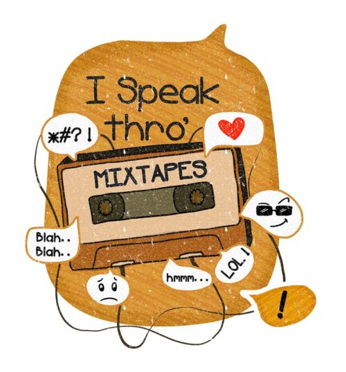 i-speak-through-mix-tapes