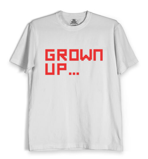 grown up tee shirts