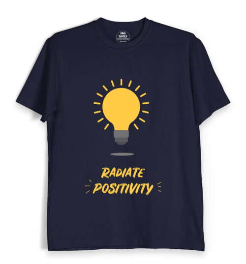 radiate positivity tee shirts