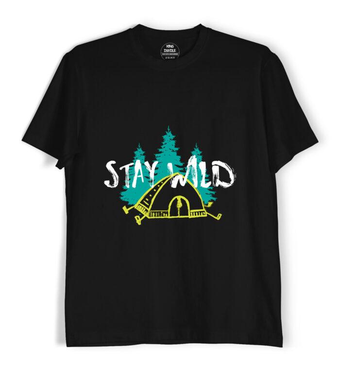 stay wild tee shirts online