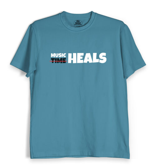 Music heals t shirts online India