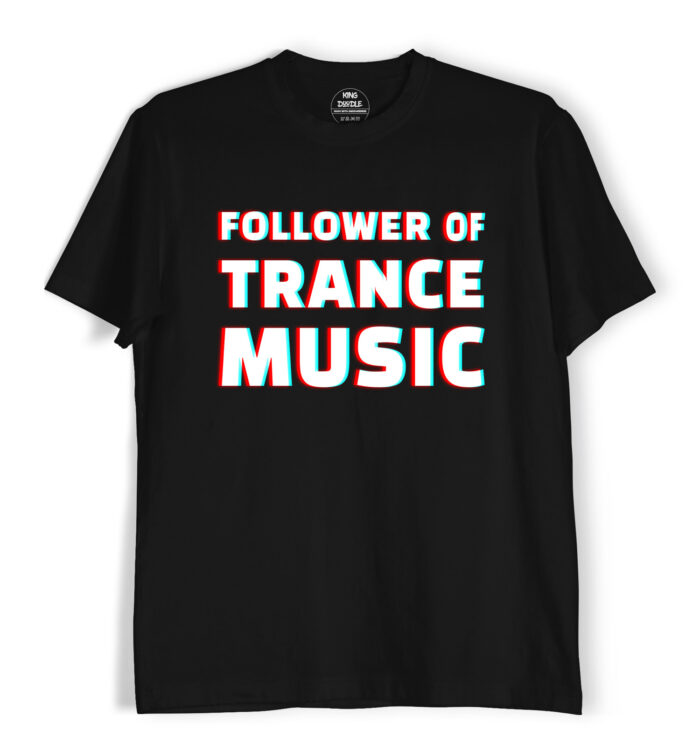 trance music tee shirts