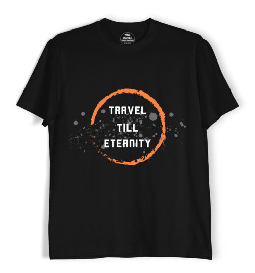 travel till eternity tee