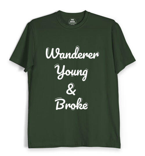 wanderer-tee-shirts-online-India