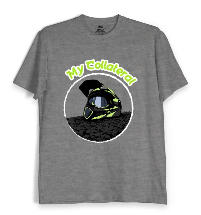 My collateral t shirts online