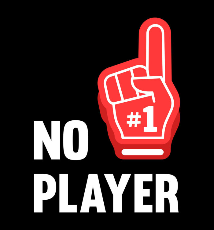 No.1-Player-T-Shirts-Online