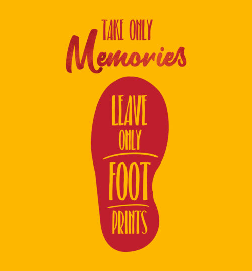 Take Only Memories Tee Shirts Online