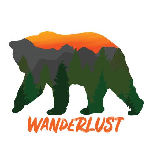Wanderlust T Shirts Online