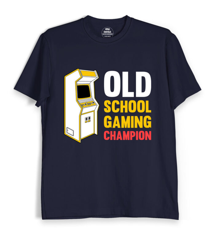 old school tee shirts online