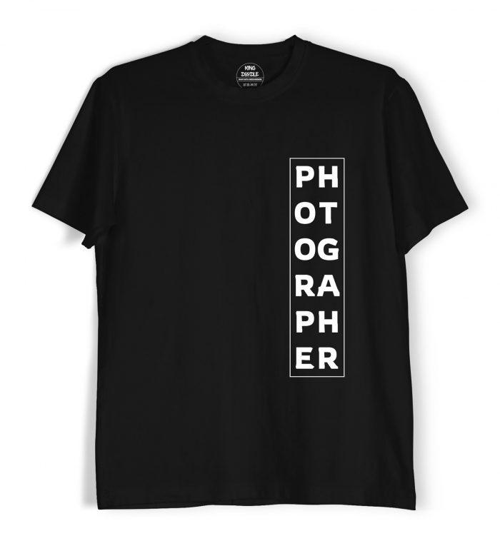 Best Photographer T shirts Online