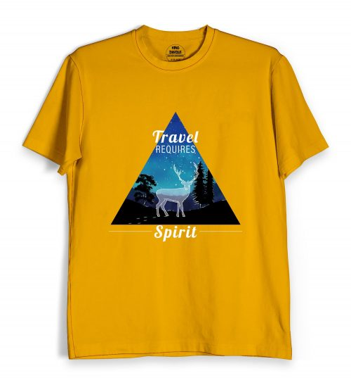 Spirit Travel T Shirts Online