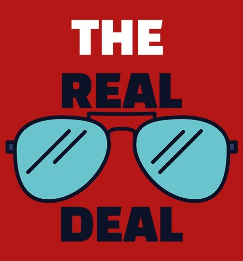 The Real Deal Designed T Shirts Online