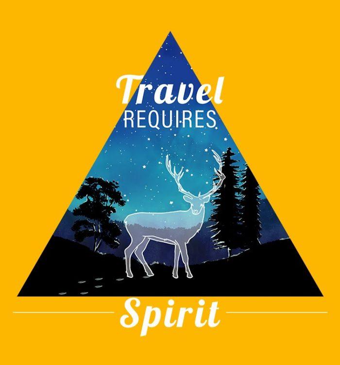 Spirit Travel T Shirts