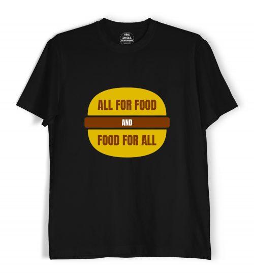 food T shirts online
