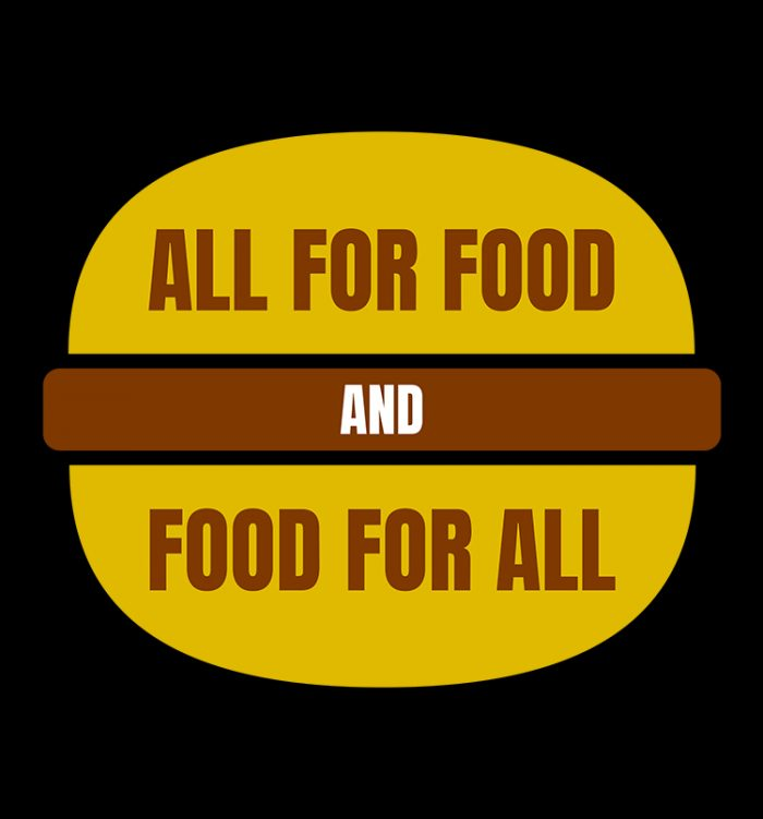Food for all T-shirts online india