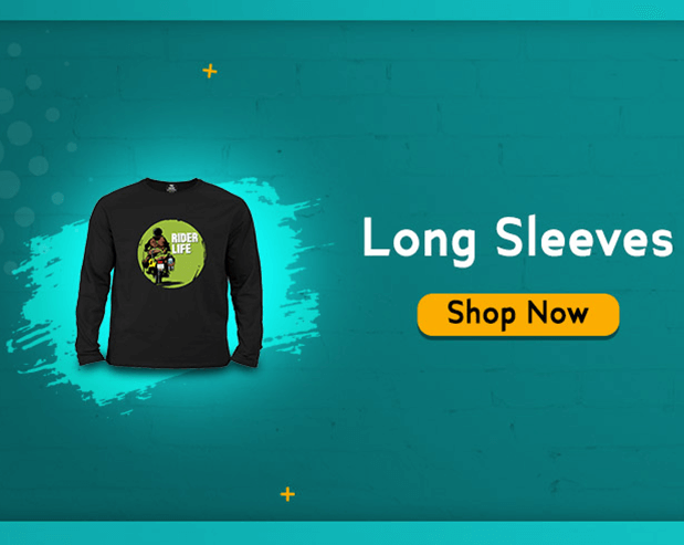 Buy Long Sleeve Tees Online India