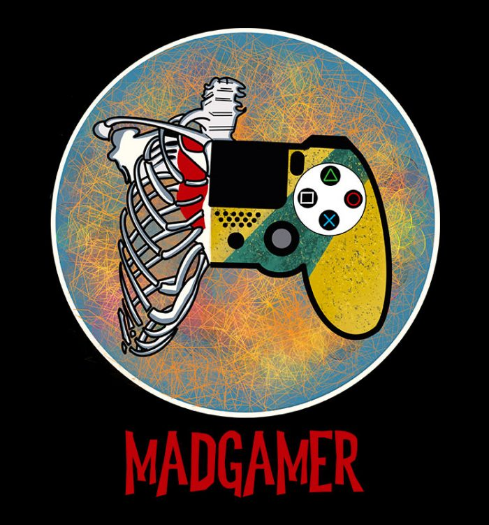 Mad Gamer Tee