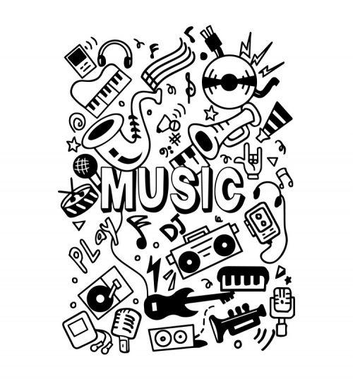 Music Doodle photo