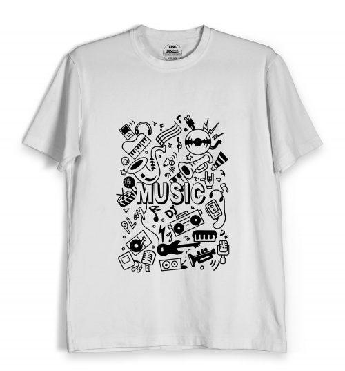 doodle t shirt online