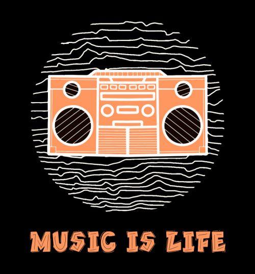 Music if life