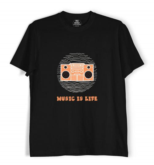 music tshirts men & women